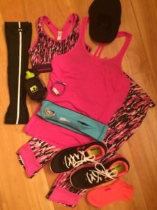 Fitness Fashion Friday Product List – Race Gear Checklist