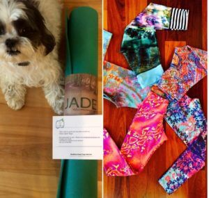 "Yoga Dreams – ""Finding Your Zen"" GIVEAWAY"