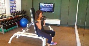 Centara's Fitness Centre