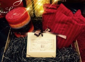 WIN a Massage Therapy Gift Basket!