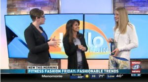 Refresh Your Fitness Fashion for Spring