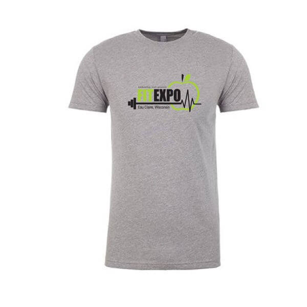Mens Tee Shirt - FIT EXPO - Eau Claire