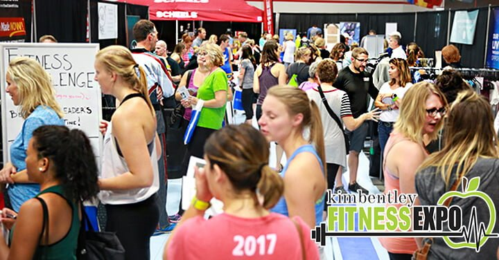 kimbentley FITNESS EXPO Crowd